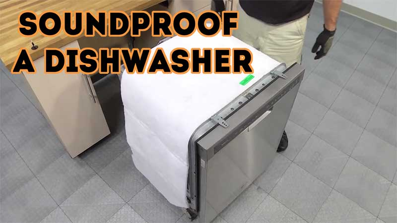 soundproof a dishwasher post featured image