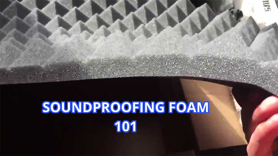 Soundproofing foam panels 101 featured image