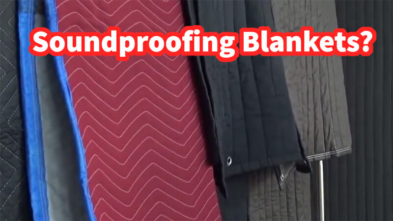 Soundproofing Blankets Do They Really Work Soundproof Expert