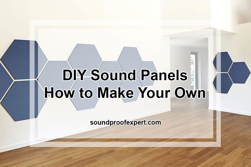 DIY Sound Panels