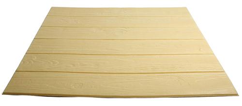Faux Wood Wall Panels