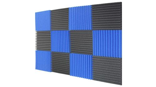 Mybecca-12-Pack-Acoustic-Panels-Studio-Foam-Wedges
