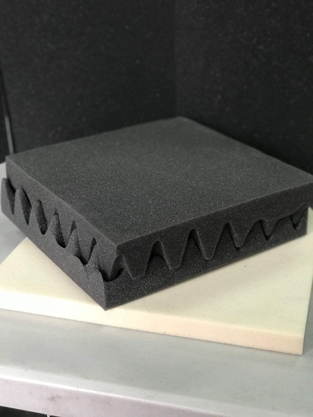 izo accoustic foam tiles