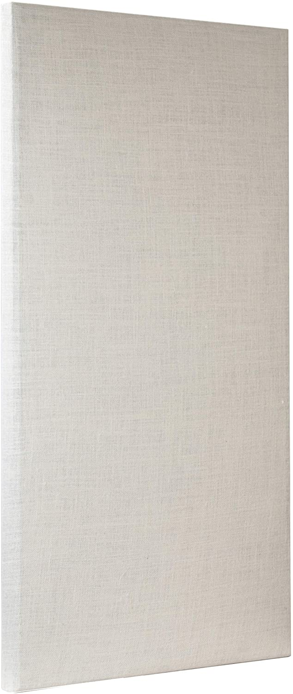 ats design accoustic foam panel in white beige color