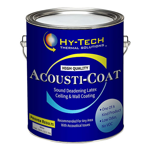 acousticoat wall paint