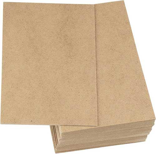 medium mdf wood board