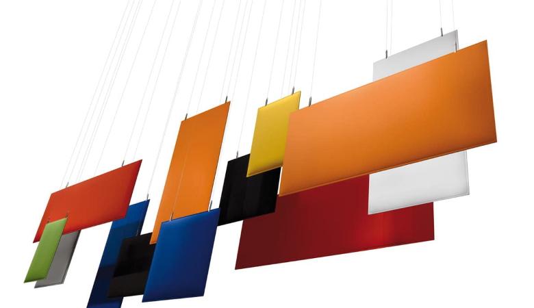 Hanging Acoustic Art Panels