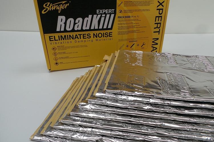 #9 Stinger Roadkill